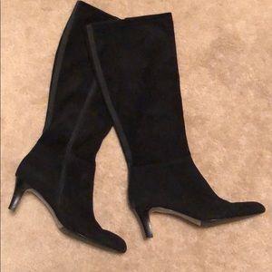 Tahari Shoes - TAHARI Payton leather boots